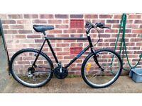 Mens Raleigh mountain bike 26 inch wheels