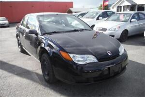 2007 Saturn Ion Quad Coupe Ion.