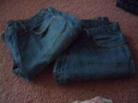 "1 Pair M&S mens jeans 38"" waist x 33"" leg"