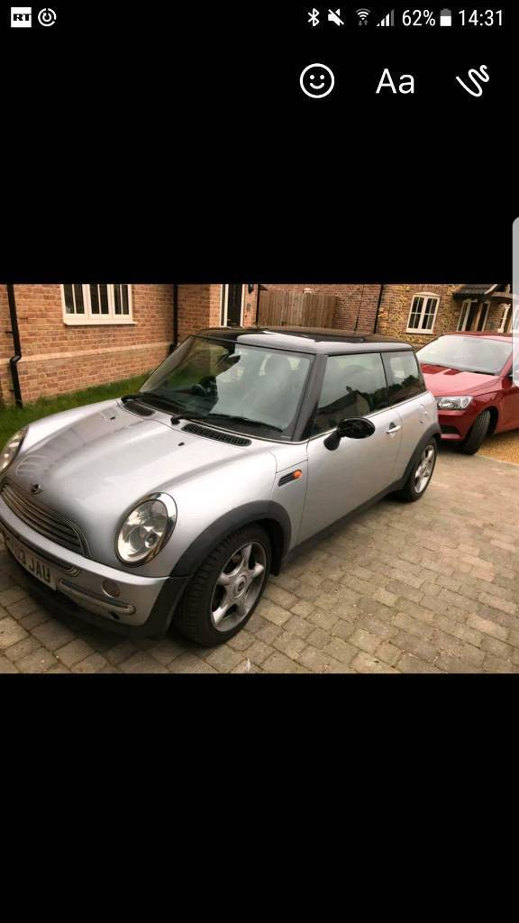 2003 Mini Cooper One Automatic