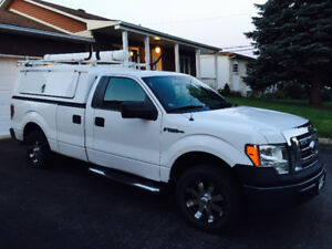 2009 Ford F-150 Camionnette NEGOCIABLE
