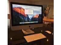 Apple iMac 21.5 2.7ghz (mid 2011)