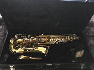 Alto saxophone excellent condition