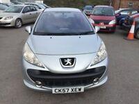 Peugeot 207 1.4 16v Sport 3dr Hatchback£1150(30 days warranty)