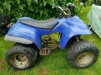 Yamaha quad bike spairs or repair