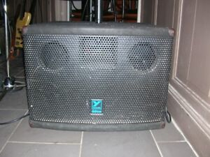 new price!!!!  yorkville active Subwoofer