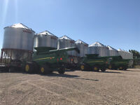Large Grain Farm requires Additional Employees