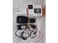 Sony w800 camera