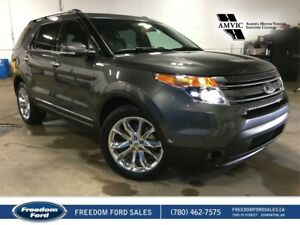 2015 Ford Explorer  Leather, Navigation, Sunroof