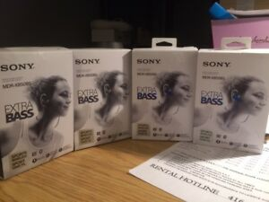 Sony MDR-XB50BS EXTRA BASS Sports Wireless