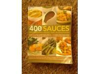 400 SAUCES AND 320 ITALIAN RECIPES
