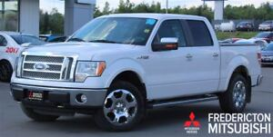 2010 Ford F-150 LARIAT! CREW! HEATED/COOLED LEATHER! NAV!