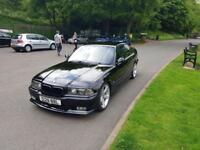 BMW 318 with 328i conversion 1998