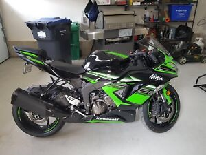 Kawasaki Ninja ZX-6R KRT with ABS