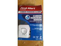 New First Alert Carbon Monoxide (CO) Detector £15ono