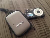 Olympus X-820 Digital Camera