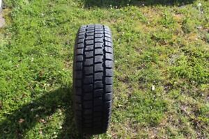 One 185 70R 14 Winter Radial Like New