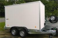 AGADOS PKW, Kofferanhänger mit Heckrampe, 2700 kg, 300x154x180 cm Schleswig-Holstein - Siek Vorschau
