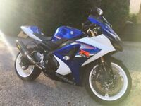 2008 GSXR 1000 K7 Low miles immaculate lots of extras