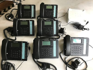 Telephone Fortinet 40 System