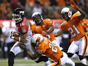 Buy Tickets For BC LIONS VS. CALGARY STAMPEDERS