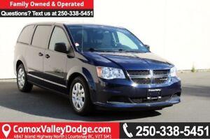 2015 Dodge Grand Caravan SE/SXT KEYLESS ENTRY, CRUISE CONTROL...
