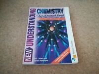 Chemistry for AS & A2 Level - Very Good condition
