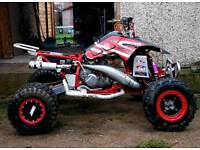 Honda quad