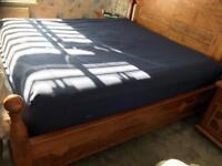 Flagstone super king bed frame