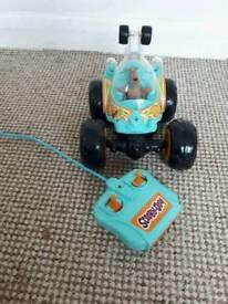 Remote Control Scooby Doo Car