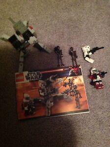 Lego Star Wars Elite Clone Trooper & Commando Droid Battle Pack