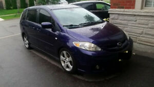 2006 MAZDA 5 GREAT CONDITION. LOW KMS