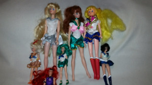 Vintage Sailor moon from the 90s