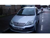 CITROEN C3 5DR PETROL 1.4 MOT TILL MARCH 2018 EXCELLENT CONDITION DRIVES REALLY WELL