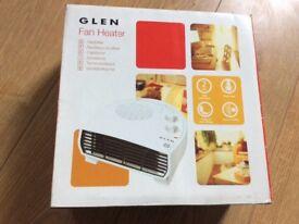 Glen heater fan
