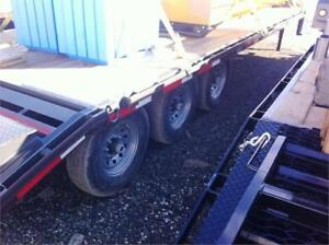 10 & 12 Ton Equipment Trailers