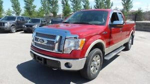 2010 Ford F-150 Lariat 4x4, Leather, Moon 5.4l V8