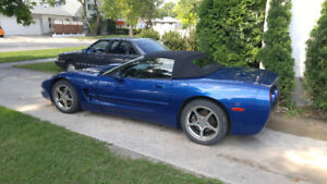 2002 Chevrolet Corvette Selling Due to Brain Cancer Convertible