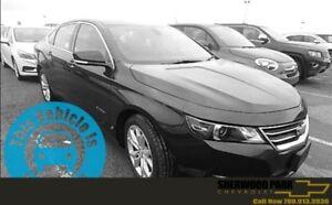 2016 Chevrolet Impala 2LT V6| Pwr Seat| Rem Strt| BT| Prk Asst|