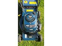 Mac Allister (Self -propelled) Strong system petrol lawn mower
