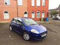 **2006 56 Reg Fiat Punto Grande Active 1.2 5DR Long MOT Lady Owner 100% Excellent Runner Bargain**