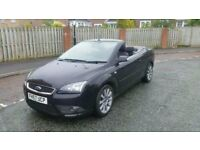 2008 ford focus 2.0 cc convertible only 60000miles from new