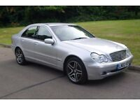 2001/51 reg.. 2001/51 Mercedes C270 CDi Elegance.. Auto.. Saloon.. Hi spec.. Low Miles.. Bargain