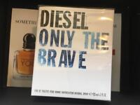 Diesel only the brave 125 ml sealed