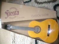 ARIA FIESTA CLASSICAL ACCOUSTIC GUITAR BRAND NEW IN BOX