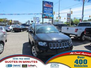2014 Jeep Compass NORTH | 4X4 | SUNROOF | ALLOY WHEELS