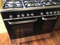 Lovely kenwood range cooker