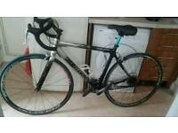 Giant TCR composite good condition extremely light lite bike