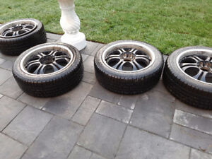Pirelli ice and snow winter Tires+ Zenith MAGS 255-45-20 Nego.