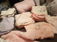 Bundle of clothes